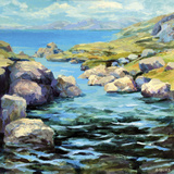 Coastal View Giclee Print by Julian Askins