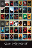 Game Of Thrones (Episodes) Posters