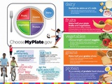 Choose Myplate Horizontal Poster Posters