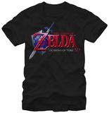 Zelda - Hey Ocarina T-paita