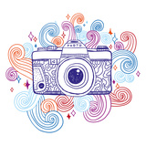 Camera Prints by  redchocolatte