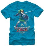 Zelda - Skyward Link Shirts