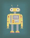 Robotik IV Giclee Print by Tom Frazier