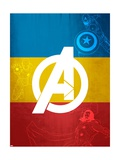The Avengers: Age of Ultron Prints