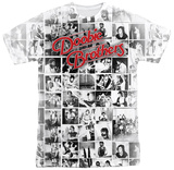 Doobie Brothers - Squares T-shirts