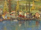 Champlain Giclee Print by  Longo