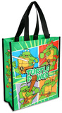 Teenage Mutant Ninja Turtles Small Recycled Shopper Tote Bag