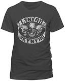 Lynyrd Skynryd - Biker Patch T-Shirts