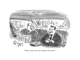 Cartoon Premium Giclee Print by Christopher Weyant