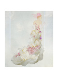 Bride in a Flower Dress Prints by  vipa21