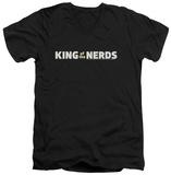 King Of The Nerds - Horizontal Logo (tall) T-Shirt