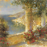 Italian Retreat II Giclee Print by  Longo