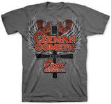 Ozzy Osbourne - Ozzman Cometh T-shirts