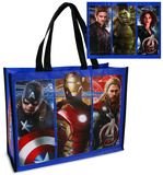 Marvel Avengers: Age Of Ultron Large Recycled Shopper Tote Bag