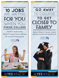 Say Yes To Family & Consumer Science Poster Set I Prints