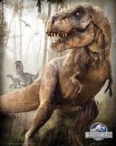 Jurassic World T-Rex Reprodukcje