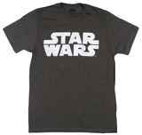 Star Wars - Simplest Logo T-Shirt