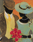 Celebrating Love I Giclee Print by  Dupre