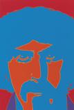 Frank Giclée-tryk af Peter Marsh