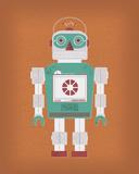 Robotik III Giclee Print by Tom Frazier