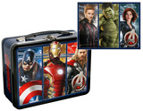 Marvel Avengers: Age Of Ultron Large Tin Lunchbox Lunch Box