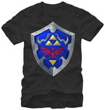 Zelda - Simple Shield T-shirts