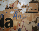 Metrographic XII Giclee Print by Tony Koukos