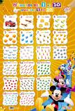 Numeros Del 1 Al 20-Mickey Posters