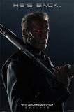 Terminator Genisys (He's Back) Plakaty
