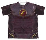 Youth: The Flash - Flash Uniform Shirts
