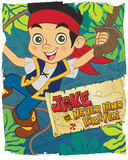 Jake & The Neverland Pirates (Swing) Plakater
