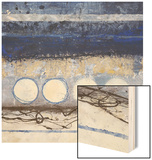 Partial Eclipse 1 Wood Print by Filippo Ioco