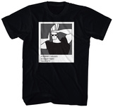Johnny Bravo- Screen Test Shirts