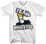 Johnny Bravo- Yeah Whatever T-Shirts