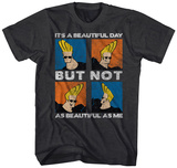 Johnny Bravo- Beautiful Day T-shirts