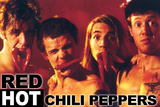 Red Hot Chili Peppers- Peppers Kunstdrucke