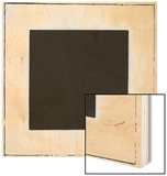 Black Square Wood Print by Kasimir Malevich