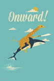Onward! - Posterler