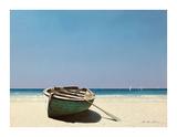 Coastal Respite Giclee Print by Zhen-Huan Lu