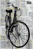 Bike Prints by Loui Jover