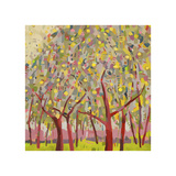 Gold Orchard Giclee Print by Jean Cauthen