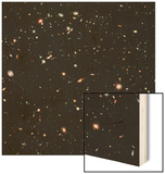 New Galaxies Seen with the Hubble Space Telescope Wide Field Camera Wood Sign