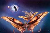 Rodney Matthews - The Last Armada Poster