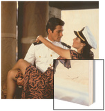 An Officer And A Gentleman, Richard Gere, Debra Winger, 1982 Wood Print