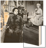 What Ever Happened To Baby Jane, Joan Crawford, Bette Davis, 1962 Wood Print