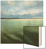 Tranquil Waters II Wood Print by Amy Melious
