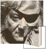 True Grit, John Wayne, 1969 Wood Print