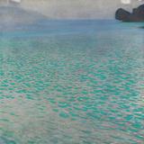Attersee, 1900 Reprodukcje autor Gustav Klimt