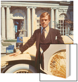 The Great Gatsby, Robert Redford, 1974 Wood Print
