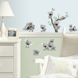 Koalas Peel and Stick Wall Decals Wall Decal